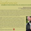 Invitacin Conferencias Casa Herrera